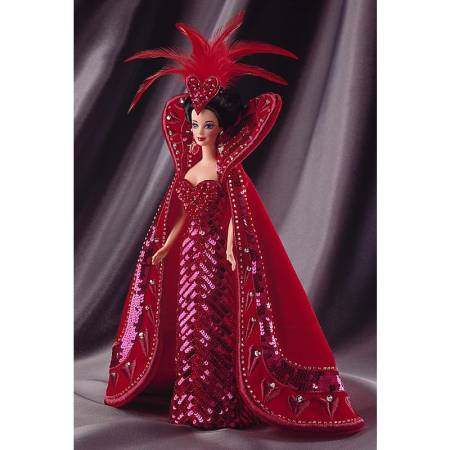 Bob Mackie Queen of Hearts