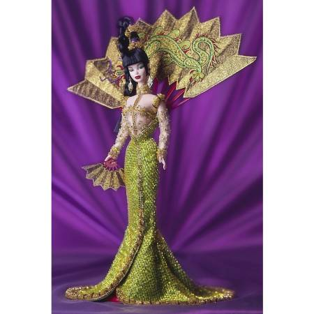 Bob Mackie Fantasy Goddess of Asia