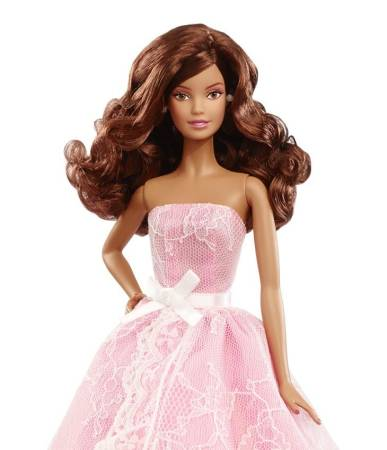 Birthday Wishes Barbie Hispanc