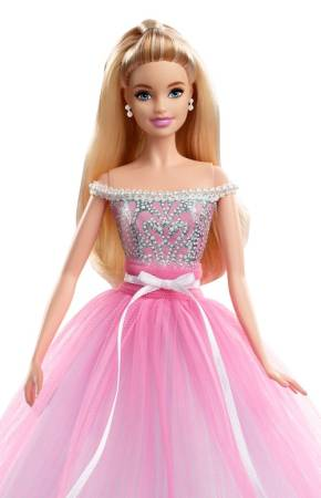 2017 Birthday Wishes Barbie