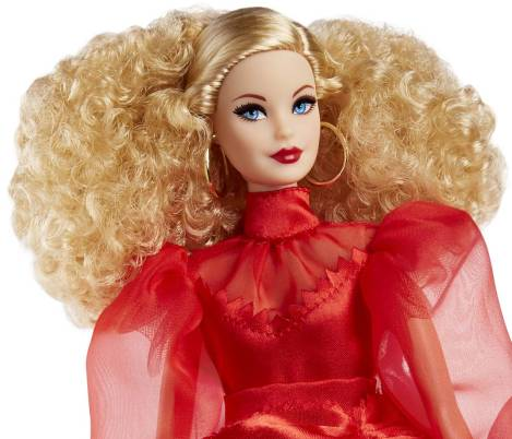 Barbie Signature Mattel 75th Anniversary Blond