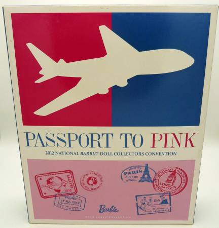 Passport To Pink