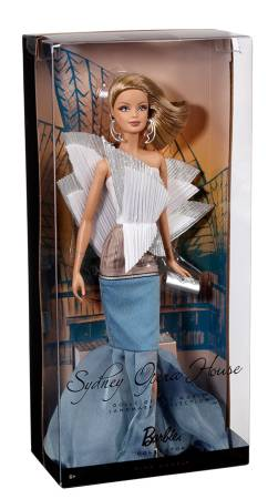 Sydney Opera House Barbie