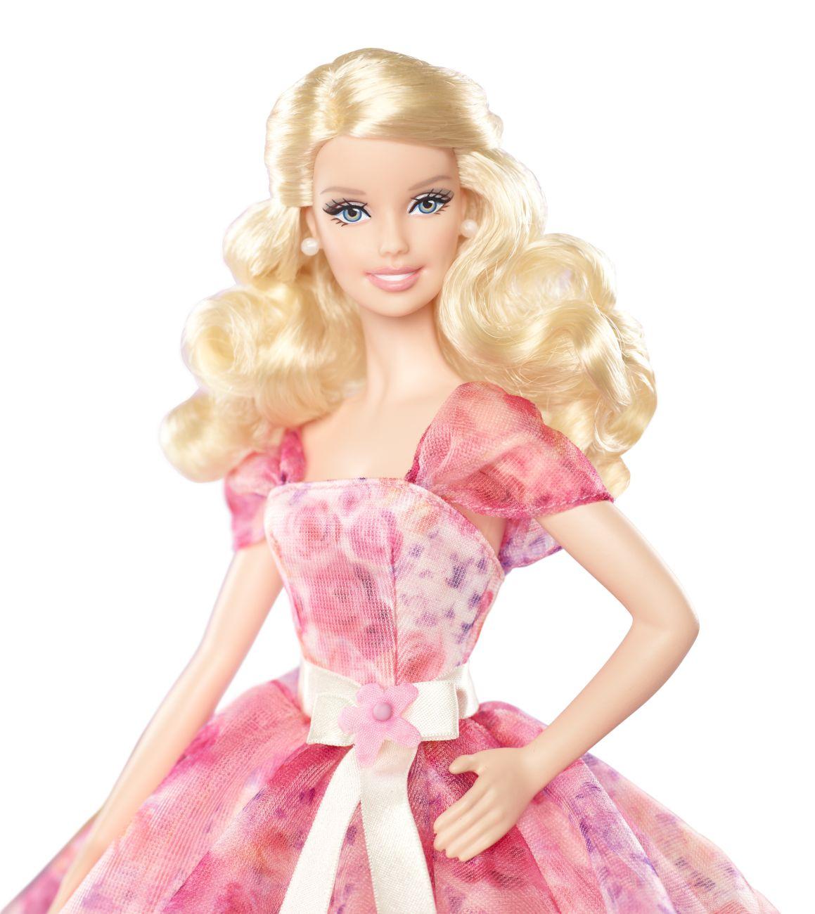 Barbie 2015 Birthday Wishes Doll Latina 2018 2014