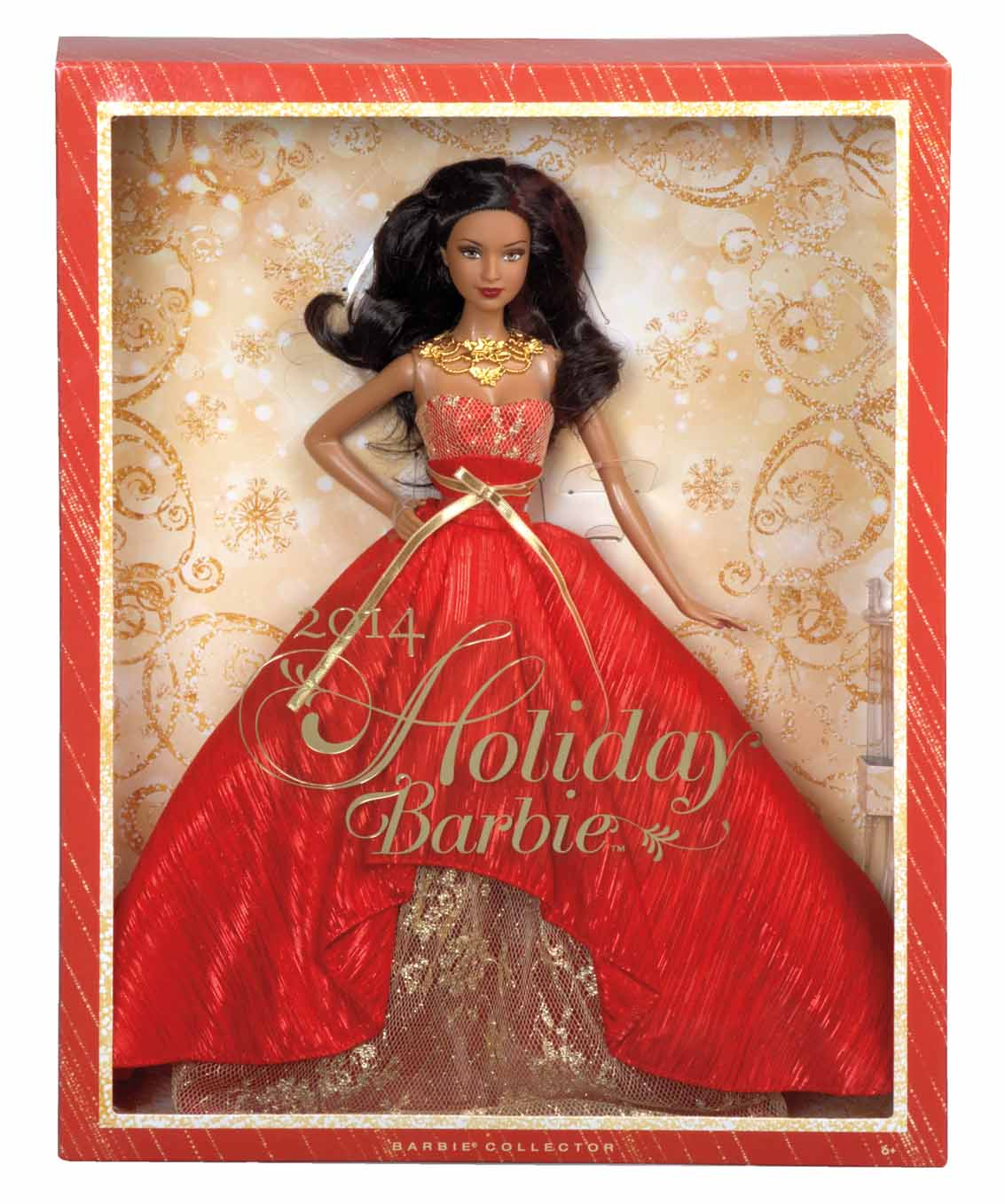 Barbie Holiday African-American Doll