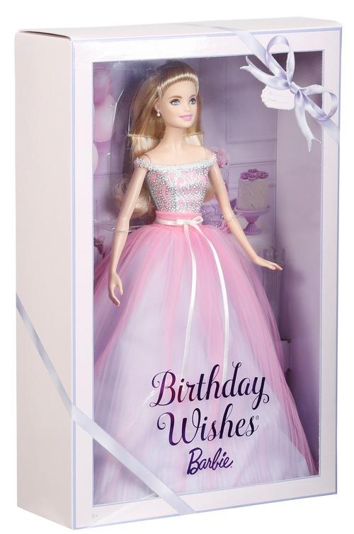 2017 Birthday Wishes Barbie