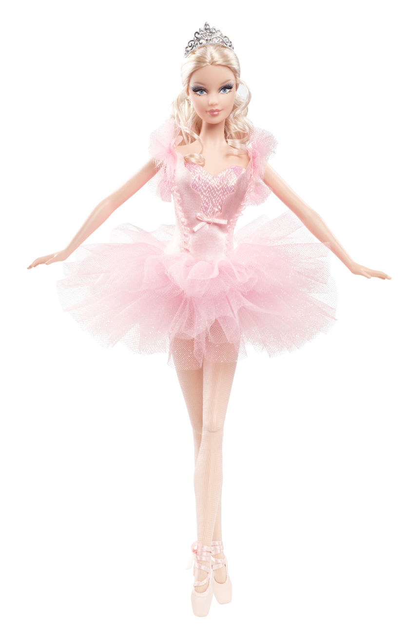 ballet wishes barbie 2013 - collector barbie