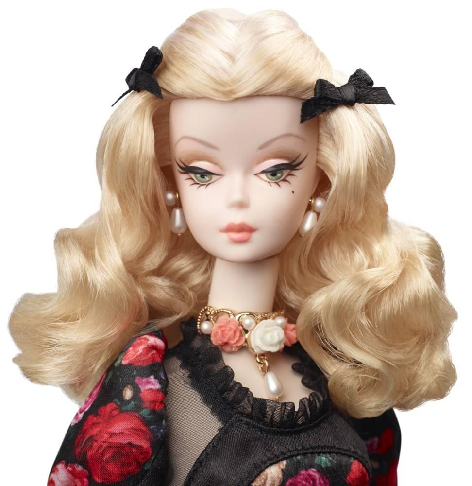 Fiorella Barbie Silkstone B N Doll S Planet