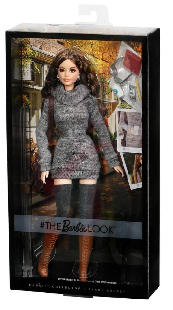 The Barbie Look Collection Happy Hipster Doll Collector